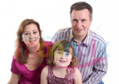Nigel, Nicky & Becky